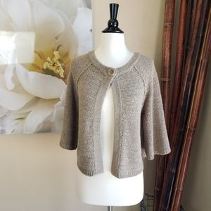 Sweet Brown Sweater ~Size M